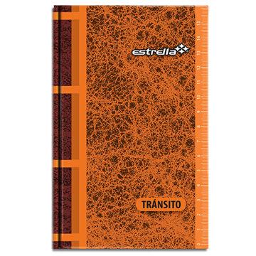 Imagen de Libreta de Tránsito Estrella con 96 hojas