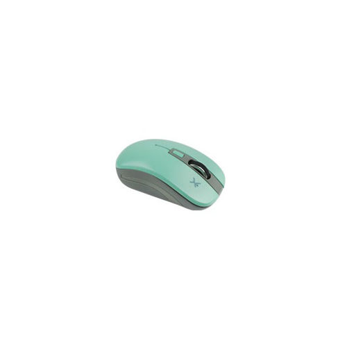 Imagen de MOUSE OPTICO INALAMBRICO BLUETOOTH PERFECT CHOICE TURQUESA