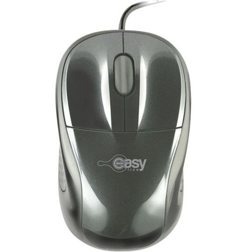 Imagen de MOUSE PERFECT CHOICE EL-993339 OPTICO COLOR NEGRO