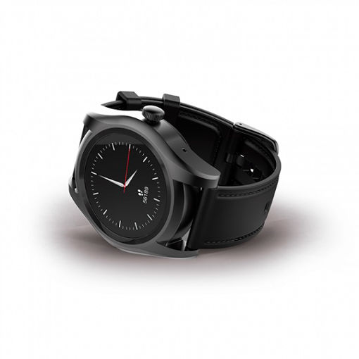 Imagen de SMART WATCH GHIA CYGNUS 1.1 TOUCH GAC-073 COLOR NEGRO
