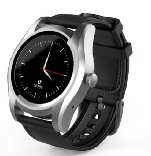 Imagen de SMART WATCH GHIA CYGNUS 1.1 TOUCH GAC-145 COLOR NEGRO CON PLATA