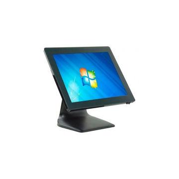 Imagen de MONITOR LCD TOUCH GHIA GMPOS115 DE 15 PULGADAS COLOR NEGRO